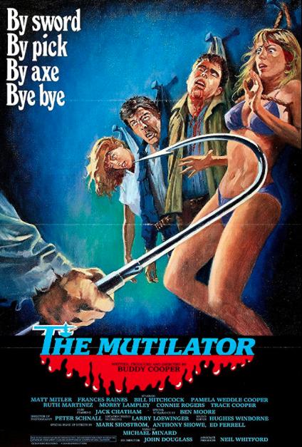 mutilator_poster